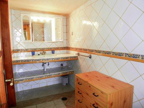 Bungalow Palmeira bathroom