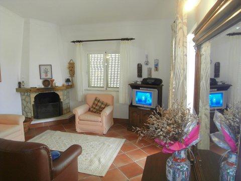 Villa Ingrina Mar livingroom