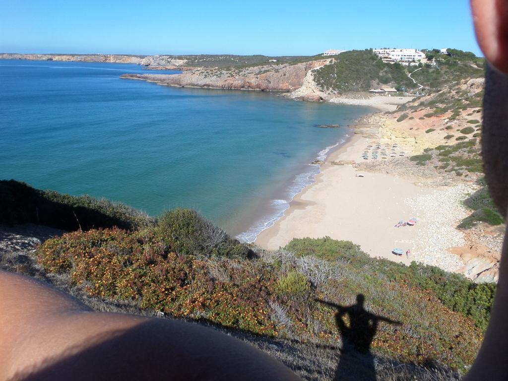 Algarve Straende Beaches Praias Zavial Raposeira