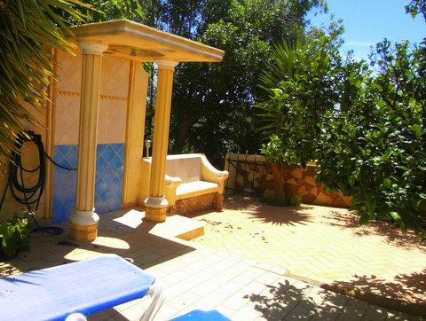 Bungalow laranja terrace